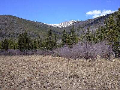 2012-04-22 Ute Meadow and Timberline Pass