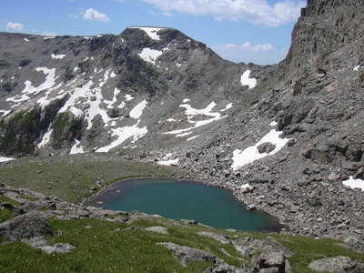 2013-07-21 Isolation Lake
