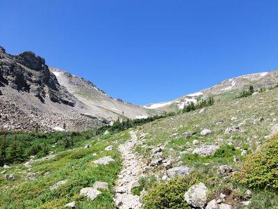 2014-08-02 Buchanan Pass Trail
