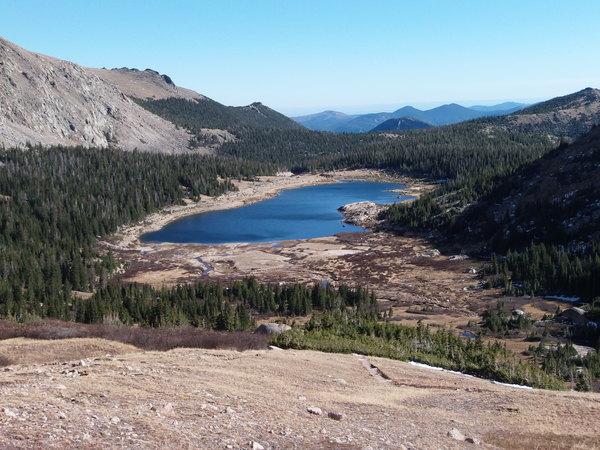 2014-10-25 Lawn Lake