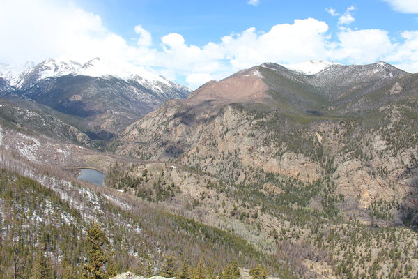 2015-05-02 Cub Lake and Stones Peak