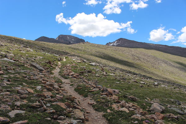 2016-07-06 North Longs Peak Trail