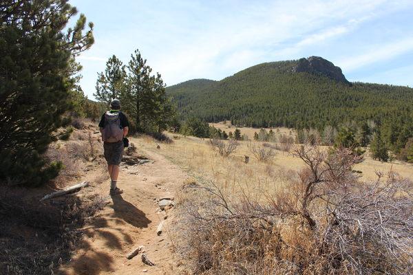 2018-08-10 Crosier Mtn Trail
