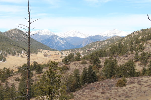 2021-03-09 View toward Estes Park from Hell Canyon FR123